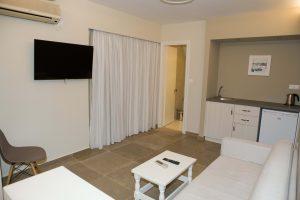 Nydri Beach ii-Family room renovated-3