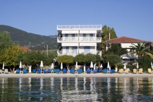 Nydrion-Beach-Hotel-Lefkada-Accommodation